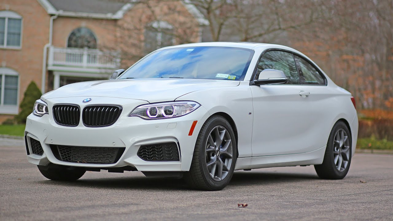 BMW Mi Review YouTube - 2014 bmw m235i
