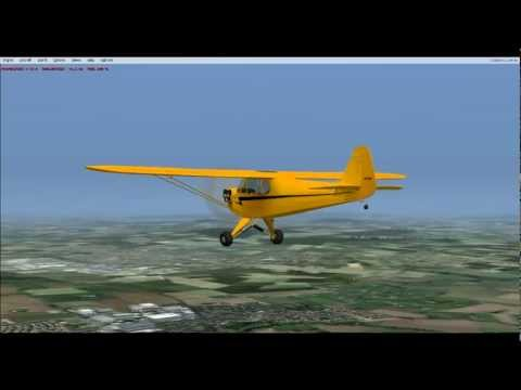 Prepar3d aircraft showcase