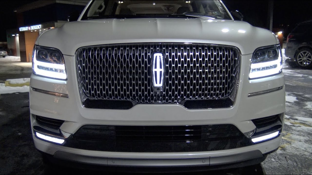 Heres Why The 2018 Lincoln Navigator Is The Best Suv Ever Made