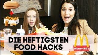 🍟  Geheime FOOD HACKS von MC DONALDS 🍔 - Billiger essen & cheaten