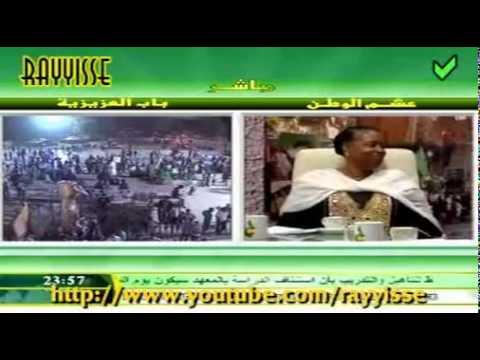 Cynthia McKinney on Libyan TV [21-05-2011]