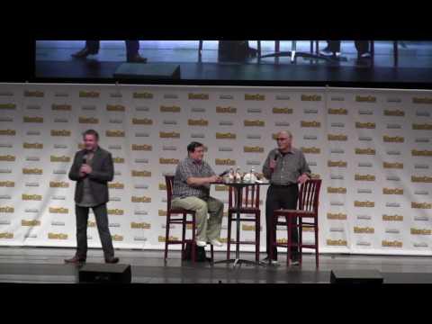 Adam West & Burt Ward on Batman's 50th Anniversary at Orlando Megacon 2016