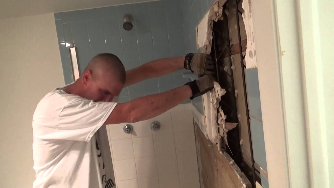Mold In Bathroom Renovation mold test, bathroom mold demolition and kitchen and bath remodel