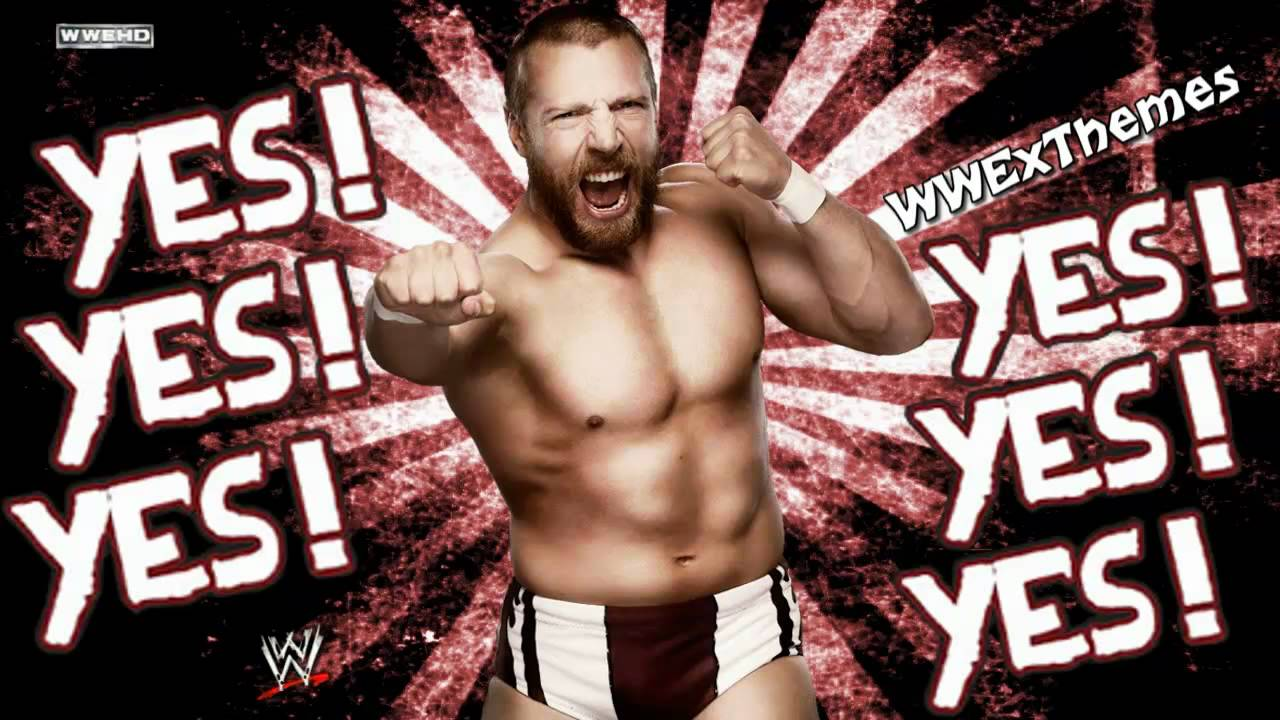 2012 daniel bryan custom wwe theme song yes of the valkyries