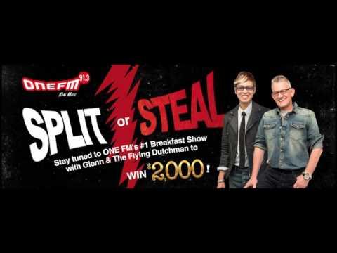 SPLIT OR STEAL WEEK 1 (Chee Siong VS Annathurai)