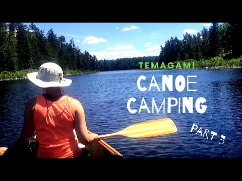 6 Day Canoe Trip To Temagami Ontario Part 3 Bugs!