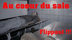 AU COEUR D'UNE MORGUE INCROYABLE,  (LES EXPLORATEURS URBEX)