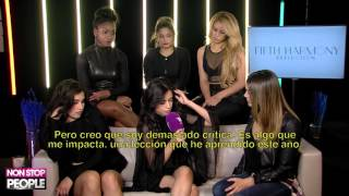 Alyson Eckmann entrevista a Fifth Harmony