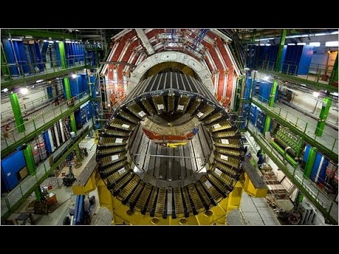 CERN Mind-blowing News:  New Large Hadron  Collider discovery could  'BREAK ALL KNOWN  SCIENCE'