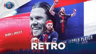 Rétro : Les plus beaux buts de Mikkel Hansen en 2018