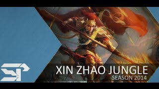 Скачать Xin Zhao Jungle Guide By Zak