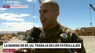 """Ara San Juan: """"No vamos a parar con la búsqueda"""""""
