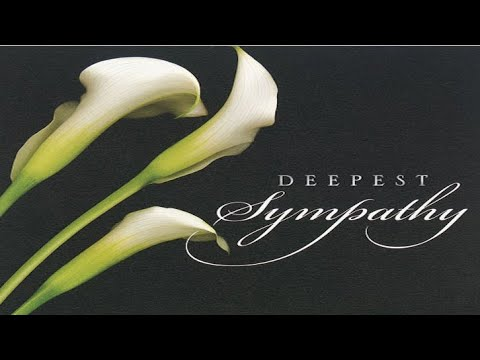 Deepest Sympathy from YouTube · Duration:  3 minutes 23 seconds
