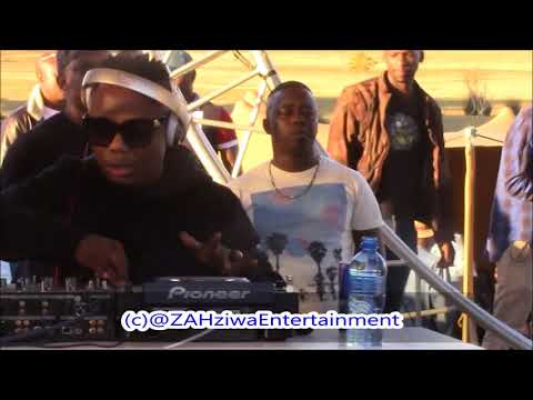 Dj Tira Rocks  Cape Summer Picnic Live Set