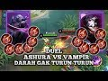 MARTIS VS ALUCARD || FULL ENDLESS BATTLE || DUEL ASHURA DAN VAMPIR || MOBILE LEGENDS