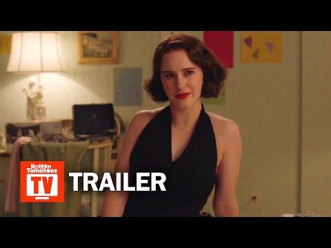 The Marvelous Mrs. Maisel Season 3 Trailer   Rotten Tomatoes TV