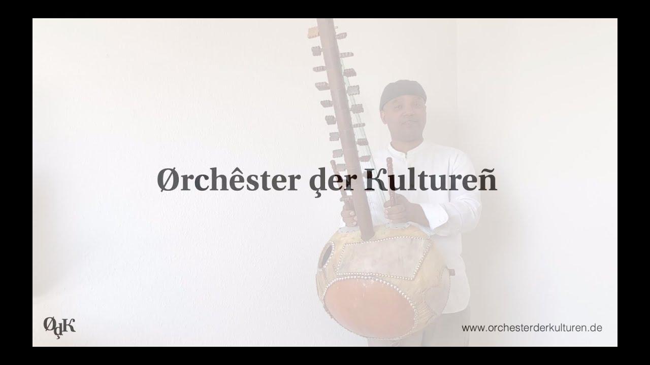 Orchester der Kulturen - Kora Kandara Diebate