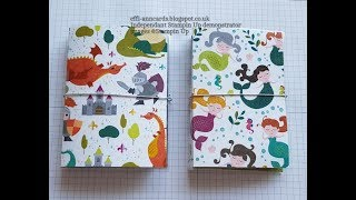 Myths and Magic travellers notebook