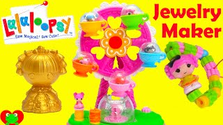 Lalaloopsy Jewelry Maker Playset with Ferris Wheel and Shopkins Season 3