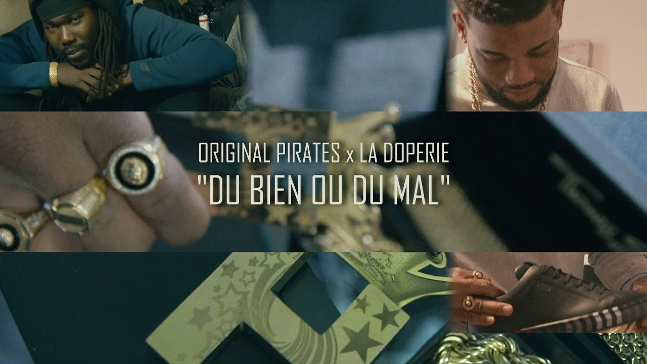Download ORIGINAL PIRATES X LA DOPERIE x ME2TO  - DU BIEN OU DU MAL