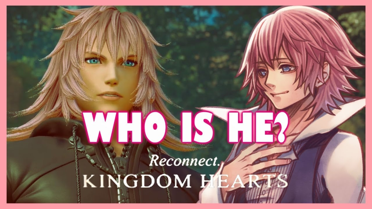 Kingdom Hearts 3 Theory Is It Really Marluxia