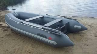 Лодка с надувным дном Navigator Air 360