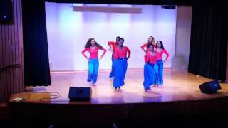 "Diamonds Praise Dance Co. ""Sweet Jesus"""