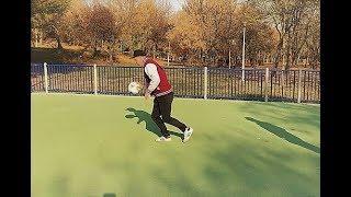 Cosmin's Vlog - ep. 25: Fotbal skills in parc?