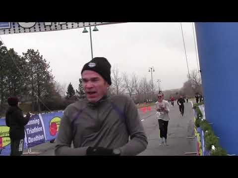 Stocking Run 2017 Finish Video