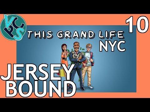This Grand Life EP10 - Jersey Bound – New York City! Adult Life Simulator Gameplay