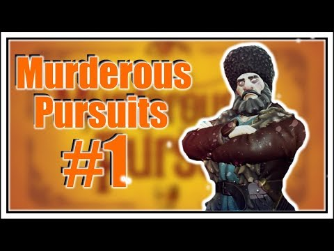 WE ARE EXPOSED in MURDEROUS PURSUITS #1 |