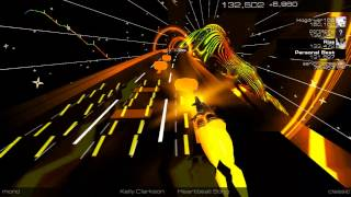 [Audiosurf 2] Kelly Clarkson - Heartbeat Song