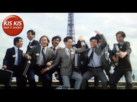Japanese visit Paris   Japanam - Funny short film by Yann Piquer and Jean-Marie Maddeddu