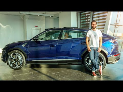 NEW Lamborghini Urus Super Sport SUV - FIRST LOOK & Exhaust Sound