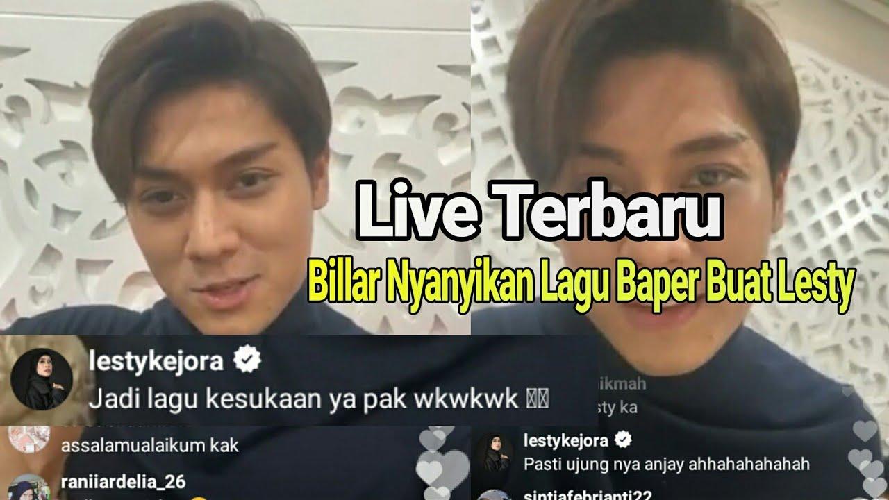 Billar Bocorkan Lagu Duet yg Akan Dibawakan Di Konser Ulang Tahun Lesty