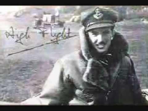 Dedication To Pilot Officer John Gillespie Magee RCAF.wmv