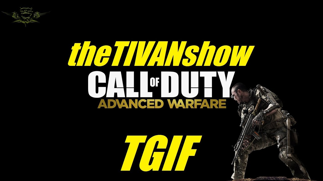 CALL OF DUTY - AW - TGIF - GO TRY HARD - PS4 OPEN LOBBIES