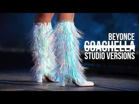 Beyonce - Intro & Crazy In Love (2018 Festival Studio Version Instrumental)