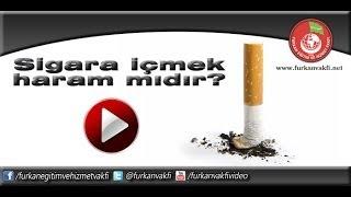 Sigara İçmek Haram Mıdır? - Alparslan Kuytul Hocaefendi