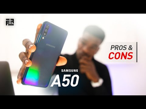 Samsung Galaxy A50 Review After 30 Days of Use!