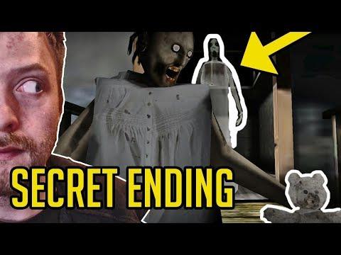 Das SECRET ENDING :O | Granny ENDING (Deutsch/German)