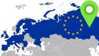 How BIG Is The EU Getting? Every Future EU Country Candidate