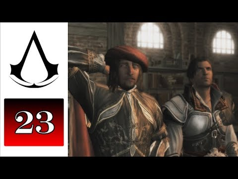 Let's Play Assassin's Creed II (Blind) - 23 - Flying Demon thumbnail