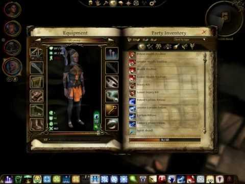 Dragon Age Healer Build Nightmare