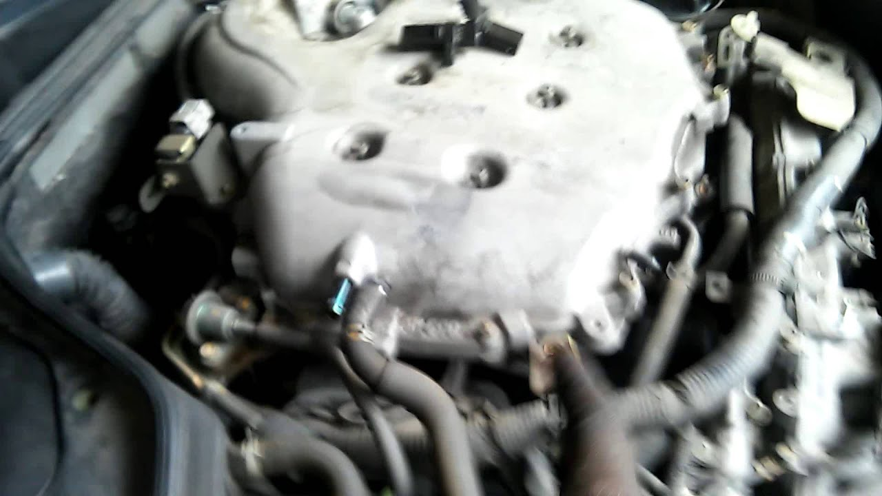 INFINITI G35 NISSAN 350z - Camshaft Position Sensor Replacement by