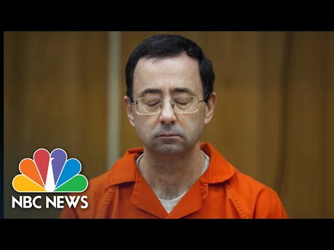 Dominique Dawes: 'Very Toxic Culture' May Have Contributed To Larry Nassar's Long Term Abuse