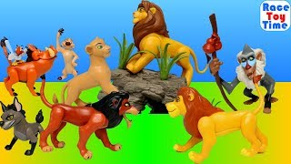 The Lion King Toys