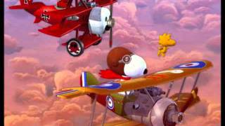Snoopy vs. Red Baron *Christmas Bells*