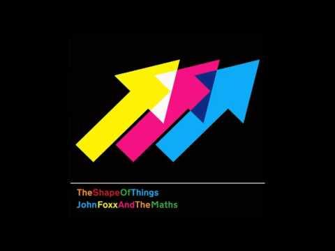 John Foxx And The Maths featuring Tara Busch - Where You End And I Begin