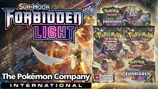 The Pokemon Company Sent Us a Booster Box of Forbidden Light!